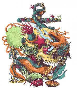 Life after death by Clint Studio