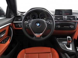 Car Interiors • 2014 BMW 435i Gran Coupé
