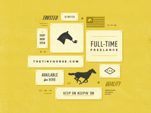 Full-Time Freelance by Jay Roberts