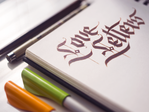 Love Letters | Hand Lettering