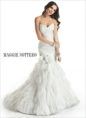 Only – style 329.00 Maggie Sottero Mary 4MD888 wedding dresses,The leading element about ...