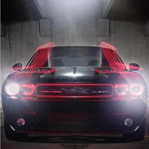 Visually Epic Dodge Challenger SRT | My Girls | Pinterest