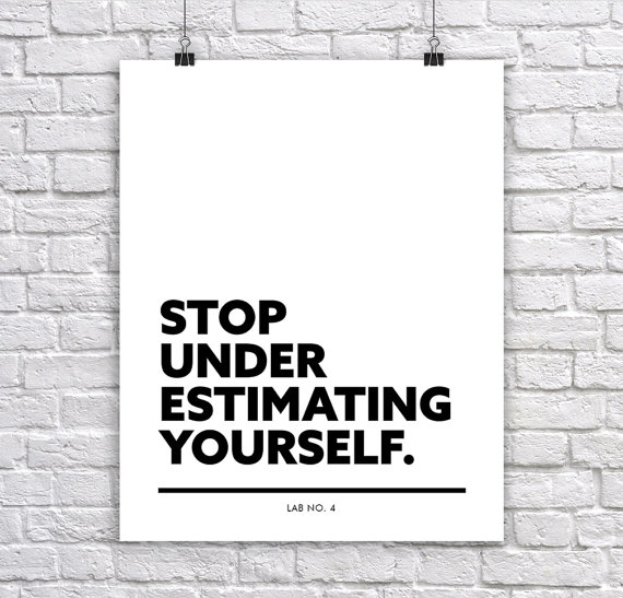 Stop underestimating yourself.An inspiring Corporate Short ...