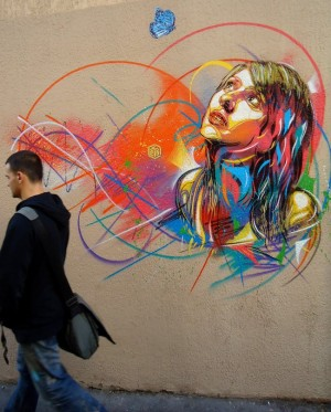 STREET ART UTOPIA » We declare the world as our canvasStreet Art by C215 – A Collection » ...