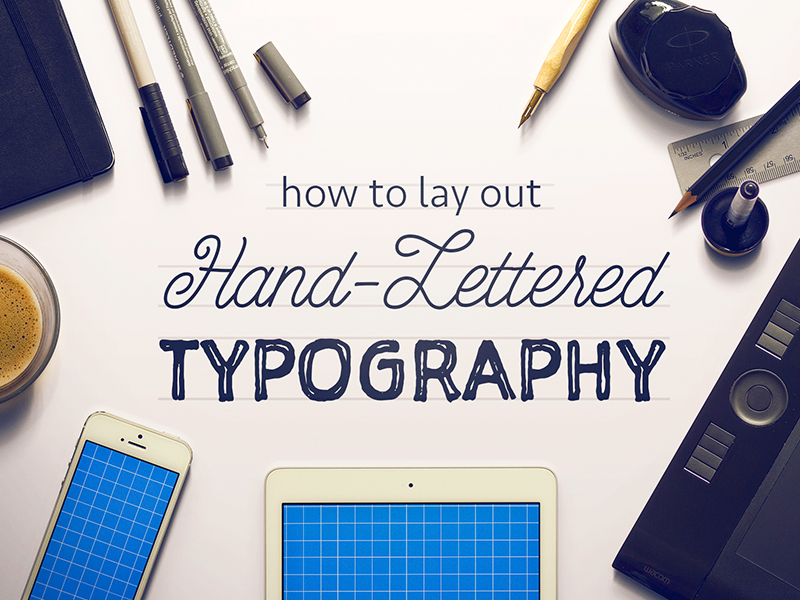 Laying Out Type Tutorial