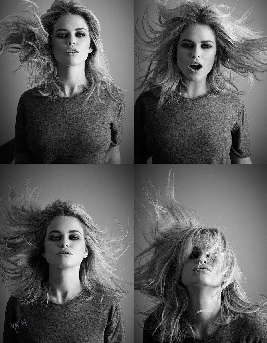 How To Get Tousled Hair