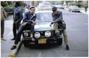Vintage Urban Photography by Jamel Shabazz