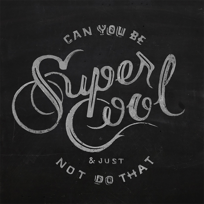 Can you be Super Cool