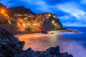 The Most Stunning Cliff-Side Town