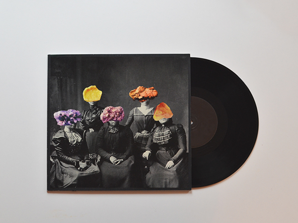 10-inch LP Cover