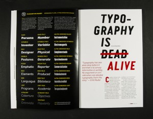 MAD – Graphic Design & Typography