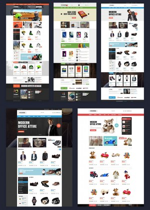 Vitesse Multi Store Magento Theme is a perfect online store for selling sportswear, fashion for ...