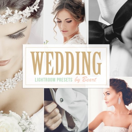 WEDDING PRO Lightroom Presets (it's more powerful and much easy to use than Photoshop Act ...