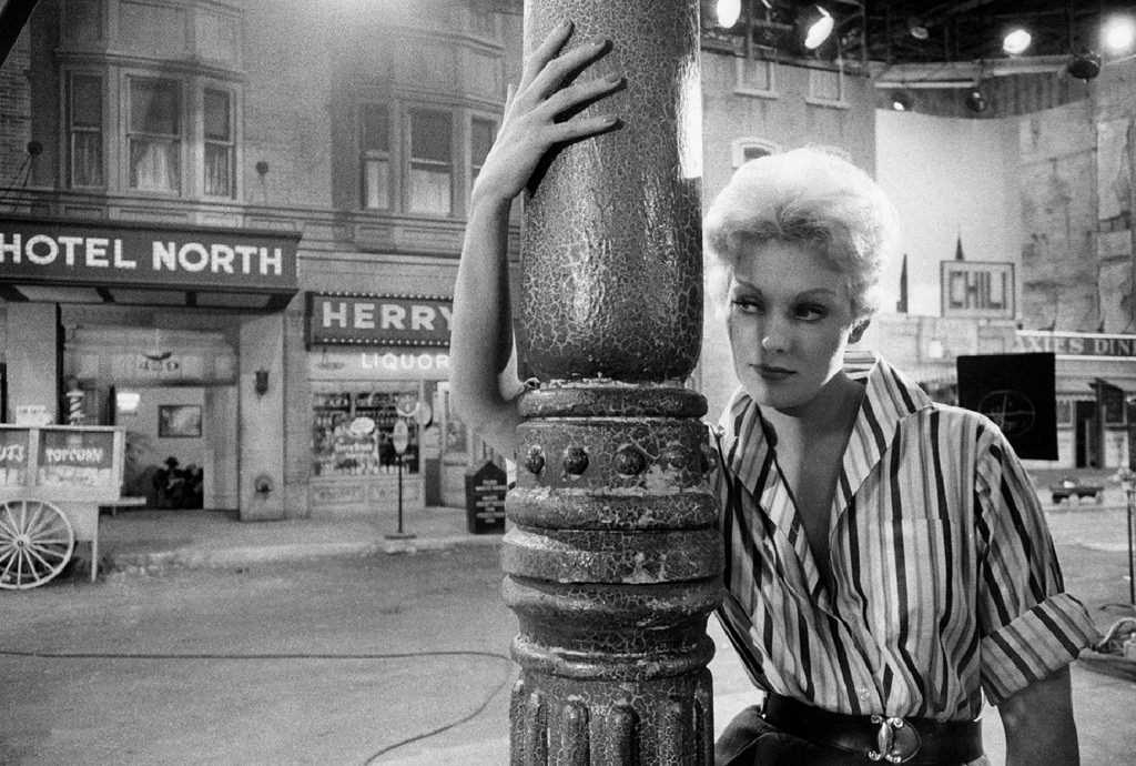 Black and White Portraits by Bob Willoughby