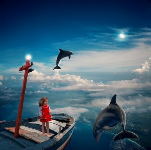 Conceptual photography of Caras Ionut | Downgraf