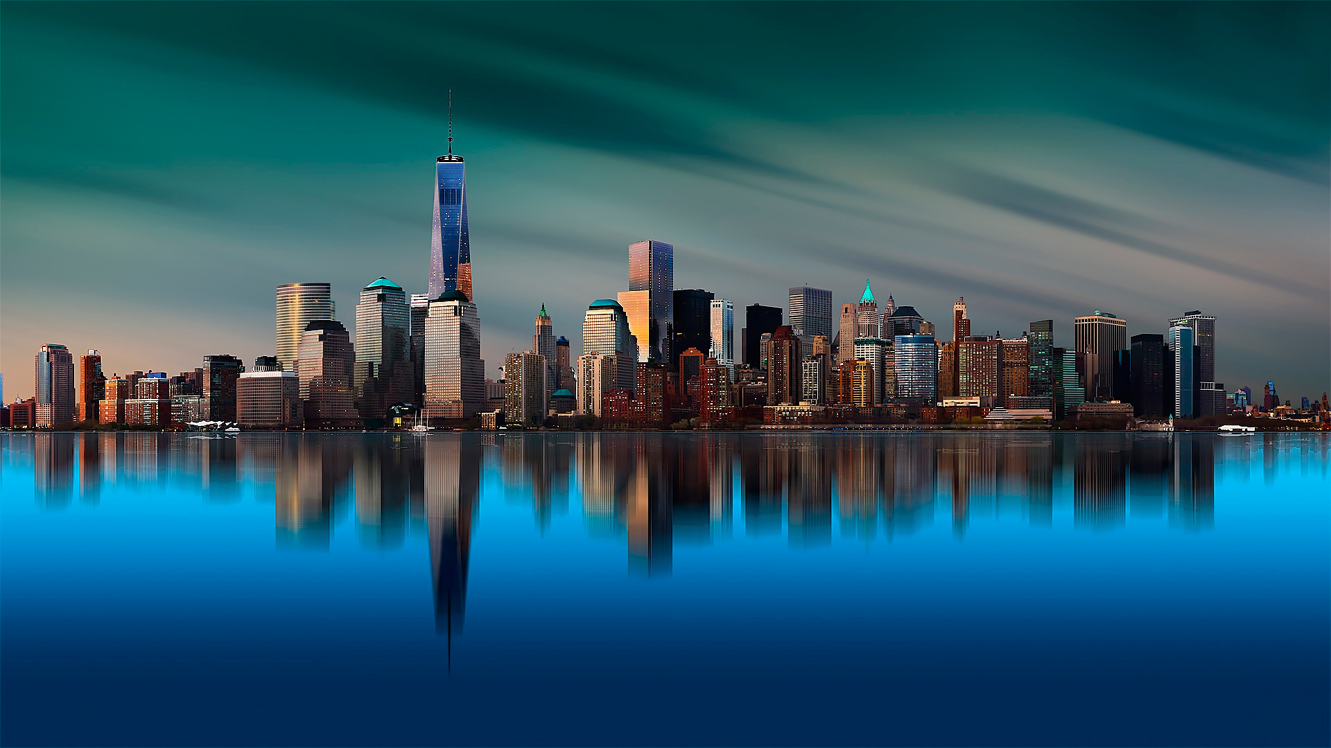Reflection Cityscape – Photography Wallpapers