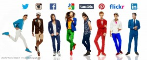 What if Guys Were Social Networks by Viktorija Pashuta