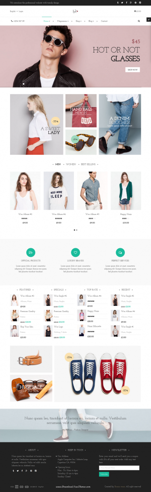 Bromic is a newest trending for WooCommerce WordPress Theme that includes everything necessary y ...