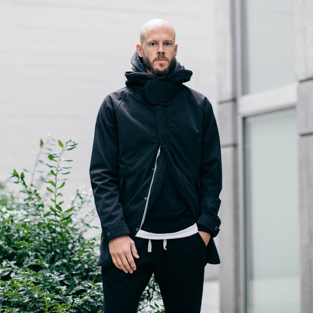 Fishtail Parka by wings+horns x New Balance