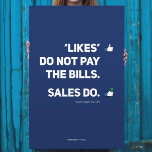 Likes Don't Pay the Bills Poster