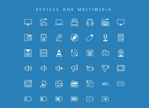 274 Free Vector Line Icons | Downgraf
