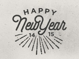 Happy new year by Jacob Nielsen