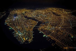 Night Over New York by Vincent Laforet