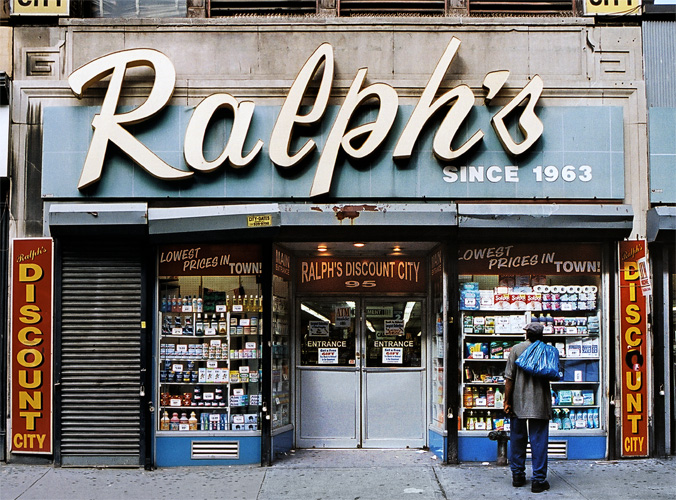 STORE FRONT- The Disappearing Face of New YorkSTORE FRONT provides an irreplaceable window to t ...