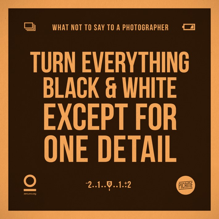 What Not To Say to a Photographer   Downgraf