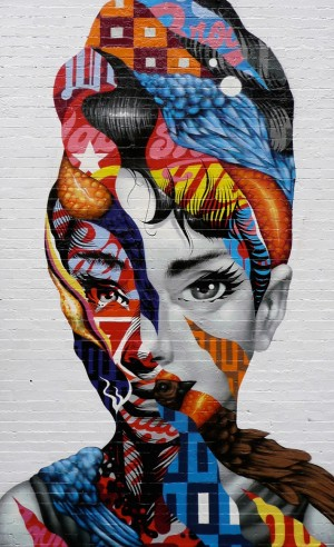 Wonderful Art by Tristan Eaton | Downgraf