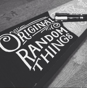 Elegant Hand Lettering of João Neves | Downgraf