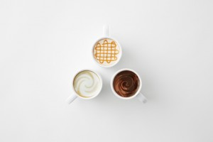 mug collection for starbucks japan by nendo