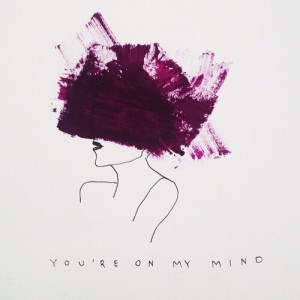 You're on my mind