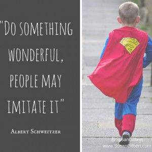 Do something wonderful!