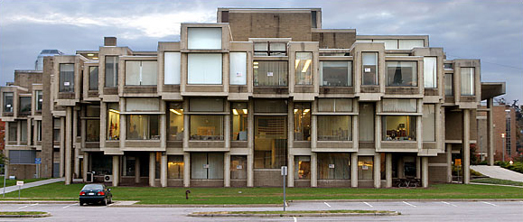 Fate of Paul Rudolph's Orange County Government Center to be Decided Tomorrow