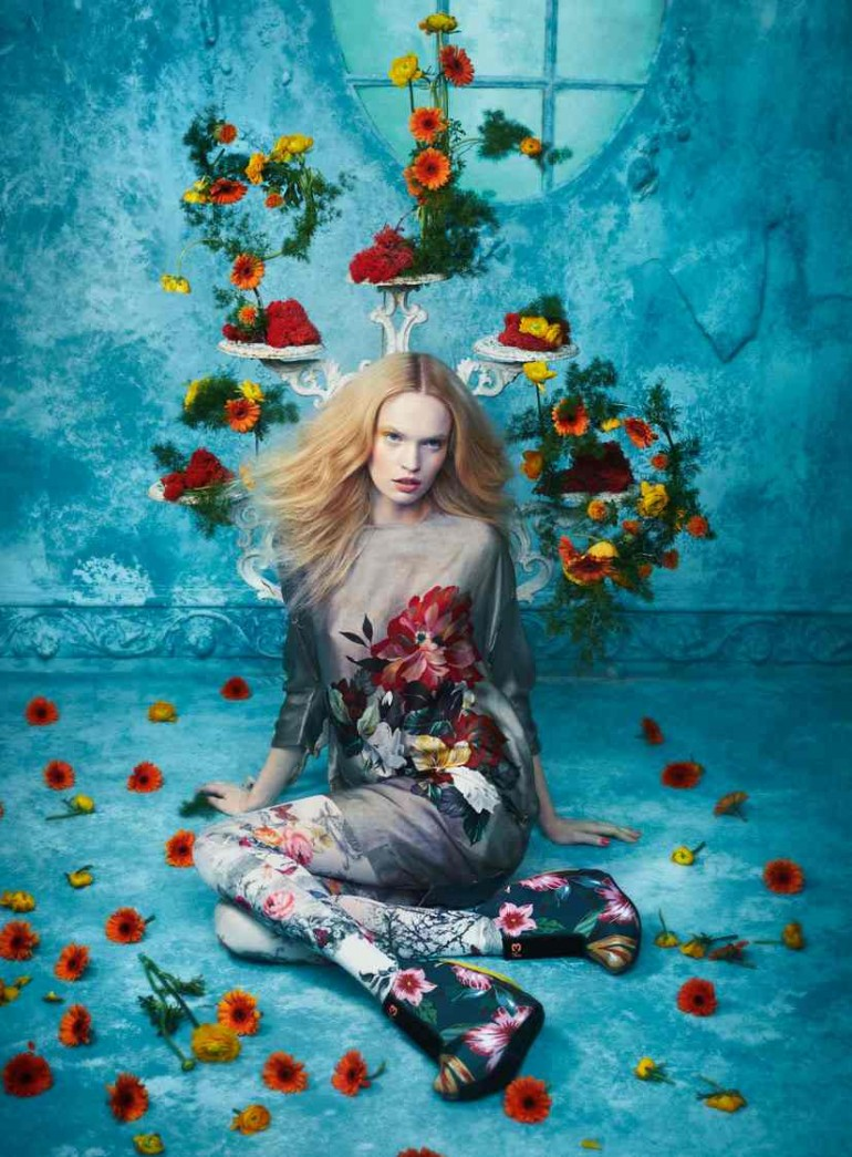 Fashion Photography by Sandrine Dulermo and Michael Labica