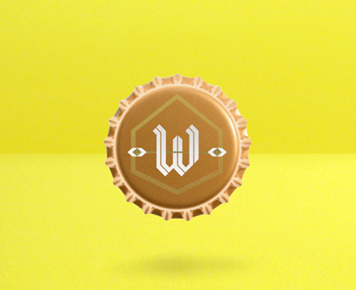Branding project – Wivina abbey beer