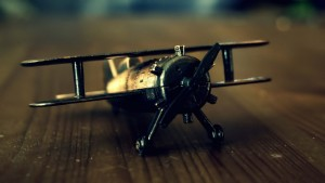 Airplane Toy – Photography Wallpapers