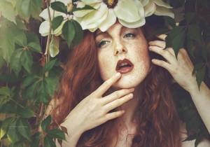 Beautiful Female Portraits by Dorota Gorecka