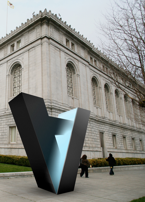 Brand New: Asian Art Museum Turned on its Head