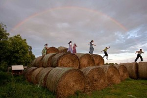 Growing up Hutterite by Tim Smith