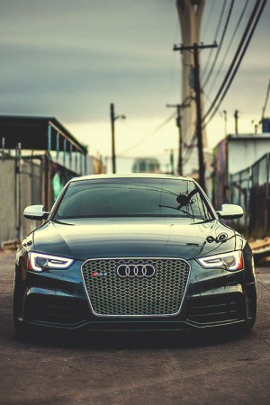 Audi RS5 via Audizine