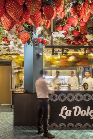La Dolça of Tickets: magic universe of stories and sweets