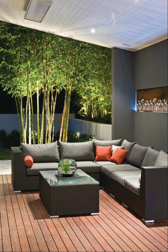 Spectacular outdoor design project by Apex Landscapes