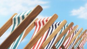 Beach Chairs – Photography Wallpapers