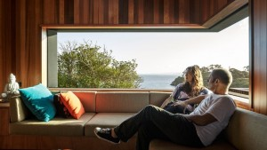 Castle Rock house – beach houses with a fabulous openness