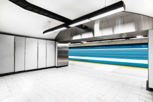 Chris Forsyth Captures the Montreal Metro's Stations