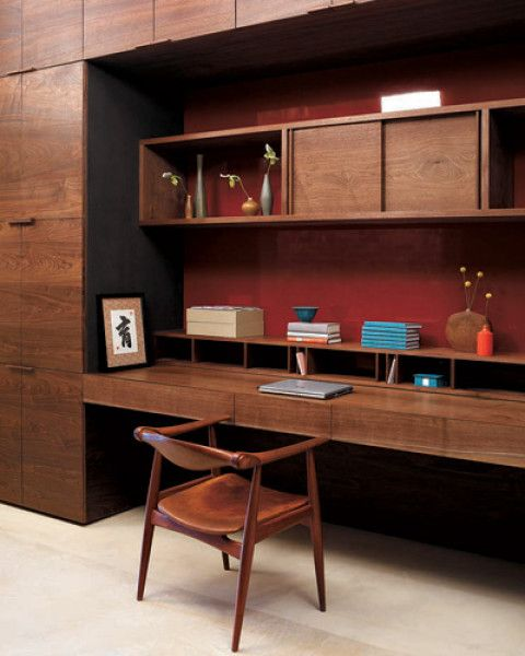 Home office – interior