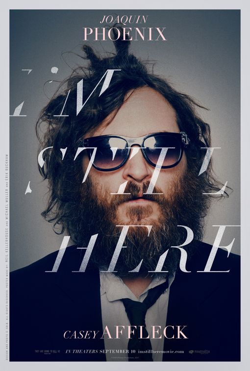 I'm Still Here Movie Poster – Poster design by Kellerhouse, Inc.