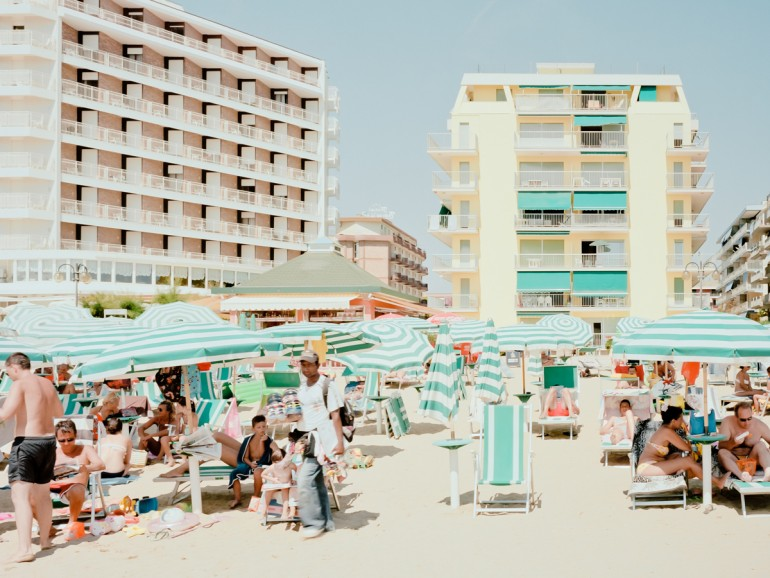 Mario Dotti Photographed The Summer Holiday in Adriatic Sea